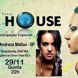 DJ ANDREZA MATTOS - All Time House - Belém/PA