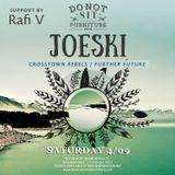 Rafi V Vinyl Warm Up for Joeski Do Not Sit On The Furniture