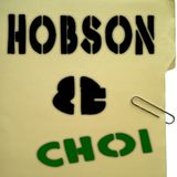 Hobson & Choi Podcast #14 - The Outsider