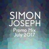 Simon Joseph - Promo Mix July 2017