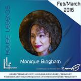 House Legends - Monique Bingham (Masta-B)