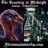 The Cemetery at Midnight - Nov. 18th 2018