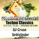 DJ Cruse Live@ Techno Classics Shadow Nürtingen 23.4.16