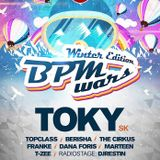 Djane Dana Foris vs Dj Franke - BPM wars winter edition