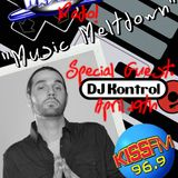 Guest Mix on KISS FM