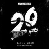 Dave Clarke @ Awakenings 20th Anniversary-Night 3 - Gashouder Amsterdam - 15.04.2017