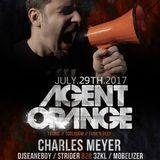Ultra-R3volution presents: Agent Orange - Mobelizer's Patio Session - Part 1