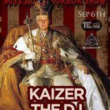 Miss Adk's Horror Show #12: Kaizer The DJ