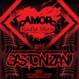Amor Radio Show With Gaston Zani #001
