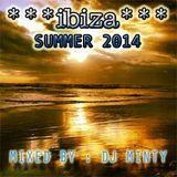 IBIZA SUMMER 2014 - MIXED BY DJ MINTY