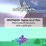 Café esQuisses #9: Poetas en el Chiri
