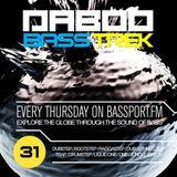 BASS TREK 31 with DJ Daboo on bassport.FM