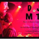Episode 035 - DJMT (B2B) @ Sunset Island Burning Man Party - Jam Gallery - 29.8.15