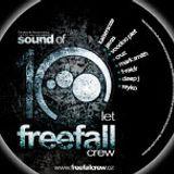 10th anniversary of Freefall Crew set (12/2011)