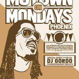 Motown On Mondays PHX DJ Gordo - DJ M2 Set