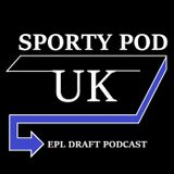 Sporty Pod Week 2 - Strikers
