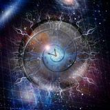 Deep in Space - Time is Relative