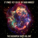 3 \times 10^{15} eV :  the Cassiopeia Tapes  (collected by Sagg himself)
