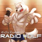 Radio Wolf with Wolfie Rankin - Ep8 - 26/09/14