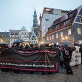 """Aufruf """"NSU in Zwickau: Kein Gras drüber wachsen lassen!"""" Demonstration am 5.11.16 in Zwickau"""
