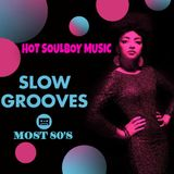slow grooves most 80's