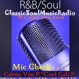 Ride The Grove Line With Classic Soul DJ Calvin Van p