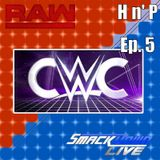 Heat & Potatoes Ep 5: Raw, Smackdown, Cruiserweight Classic, and more