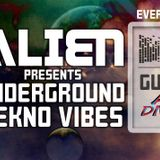 Underground Tekno Vibes radio show - Special Guest AcidDivision (IT) 5/11/2k15