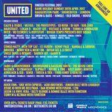 United Festival Jungle Promo Mix 2017