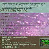 Lee s. @Tech,No Notice (pt5) Fuck Politics Play Techno