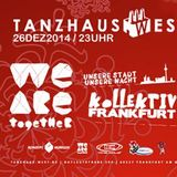 26.12.2014 Klang sucht Mensch @ we are together - recorded by rosa marsch