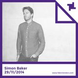 Simon Baker - fabric Promo Mix