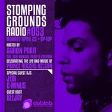 Stomping Grounds Episode 053 The Purple Edition wsg DJ Jedi, C-Minus & Co Host Beejay