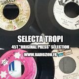 """""""Vinyls Mania"""" ; Sélecta Tropi 45t """"original Press"""" vol1"""