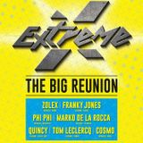dj Franky Jones @ Bocca - Extreme Reunion 19-12-2015