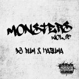 Monsters Vol.15 DJ FUM & KAZUMA