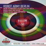 Kriek @ Robot Army Berlin at Heraldic.SPb Label Night - Don't Panic Club St.Petersburg - 19.05.2012