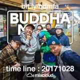 BUDDHA MAFIA RADIOSHOW_20171028
