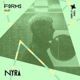 NYRA Forms Promo Mix