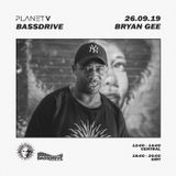 PLANET V RADIO ON BASSDRIVE WITH BRYAN GEE SEPT 2019