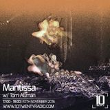 Mantissa w/  Tom Allman - 10th November 2016