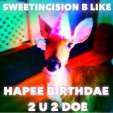 Hapee Birthdae 2 U 2 DOE