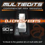Multiedits Commercial Session