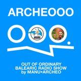 ARCHEOOO Balearic Radio Show / Manu•Archeo (03.09.2018)