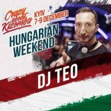 Sunday mix at Hungarian Weekend by Crazy About Kizomba