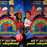 Supremacy Sounds - 7th Anniversary Live At Pink Elephant (Reggae Dancehall Sound System 2010)