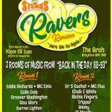 Chalk E White & MC Flux - live DJ set - Sterns Reunion - Here We Go Again - 23/03/19