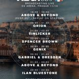 Above & Beyond - Live @ Group Therapy 350 (O2 Arena Prague) #ABGT350