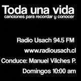 Programa Toda Una Vida. Capitulo N° 16. Emisión Domingo 30 de Octubre de 2016. Santiago. Chile