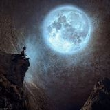 Full Moon in November!- Ambient chill!